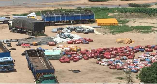 Air Force Intercepts Boko Haram Logistics Supply