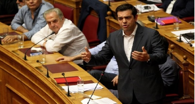 Greek Parliament Set To Vote Reforms To Secure Bailout Deal