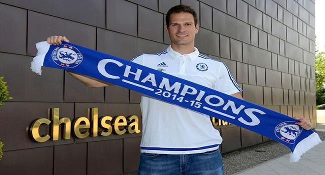Chelsea Sign Asmir Begovic From Stoke City