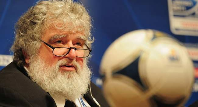 FIFA Bans Chuck Blazer From Football Related Activities For Life