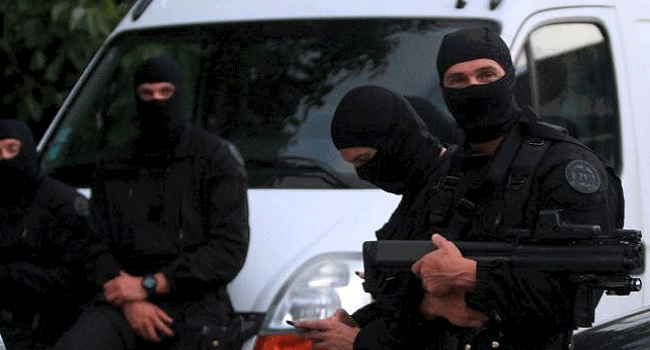 France Mobilises 115,000 Personnel To Secure Citizens