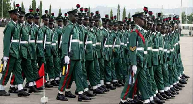 Nigerian Army Pulls Out 33 Generals
