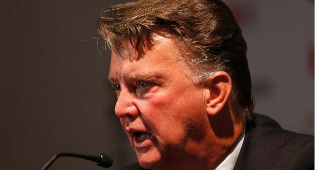 Van Gaal Blames Europa Defeat On Bad Luck