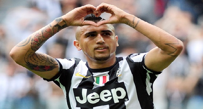 Bayern Munich Signs Vidal From Juventus