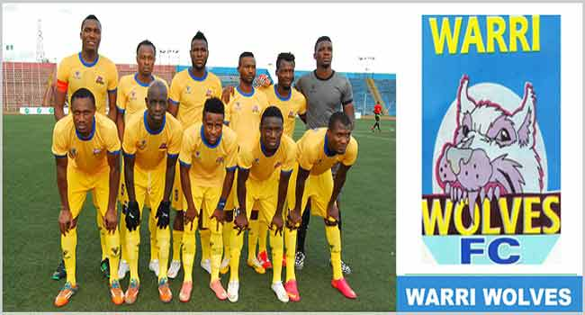 Warri Wolves Beat El-Kanemi Warriors 5-0