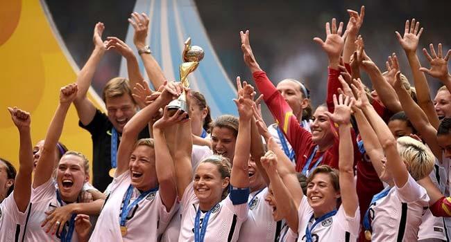 Women's World Cup: US Beat Japan 5-2 In Final