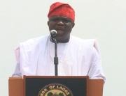 Ambode, Lagos state, helipad, health,