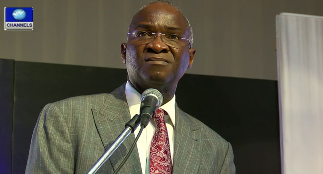 Fashola Attributes Drop In Electricity Supply To Attacks On Gas Pipelines