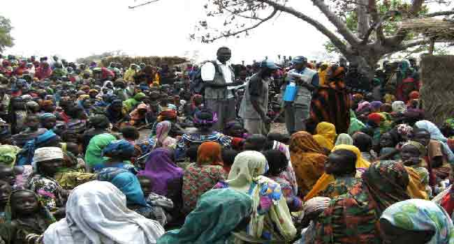 Nigerian Refugees Return From Cameroon