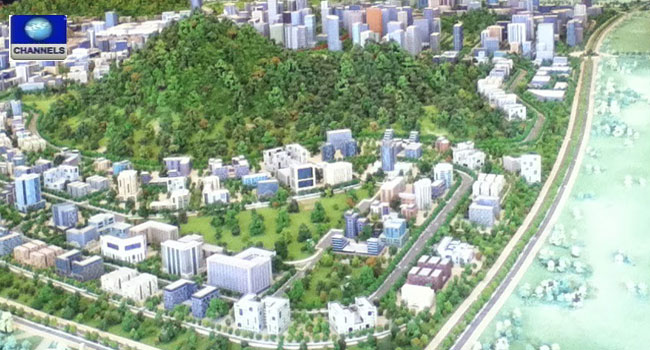 Buhari Confident Centenary City Will Boost Nigeria's Economy