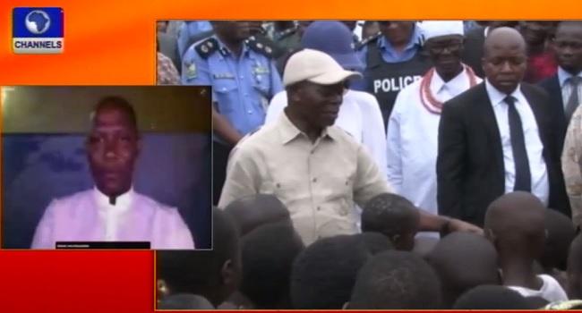 Pastor Folorunsho Commends Edo Governor For Assisting IDPs