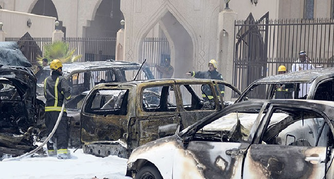 ISIL Claims Responsibility For Saudi Mosque Suicide Blasts