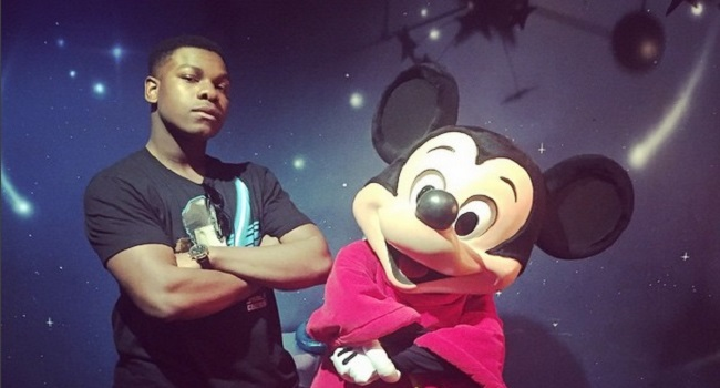 John Boyega To Play 'TY' In Movie Starring Hanks, Watson