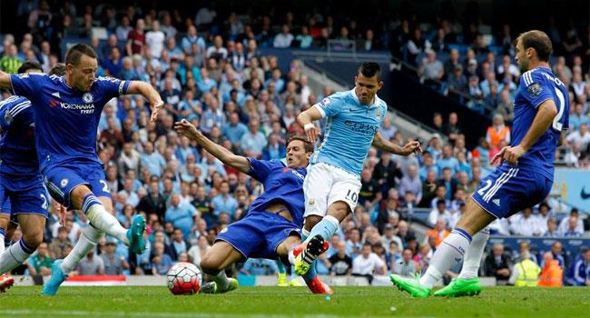 Manchester City Beat Chelsea 3-0