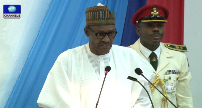 Nigeria Will Look Inwards To Overcome Economic Challenges – Buhari