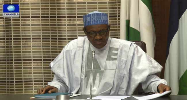 Buhari Charges RMAFC/Slams Past Govt On Subsidy Spendings