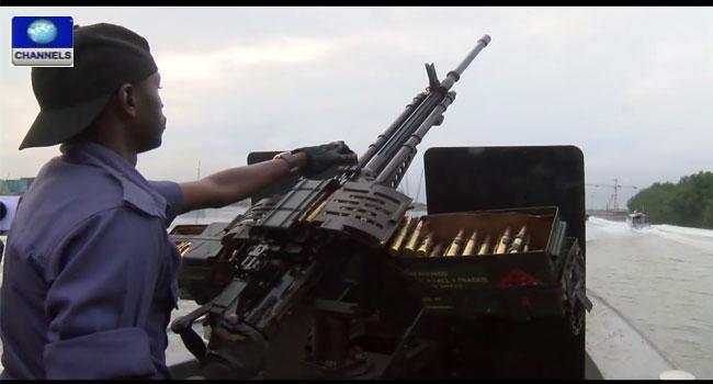 Nigerian Navy, Niger Delta Creeks, Choke Points