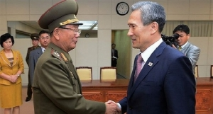 North and South Korea agree to reduce tention