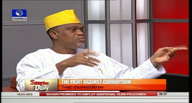 Fight Against Corruption Is Uncoordinated And Nonstrategic – Omolayole