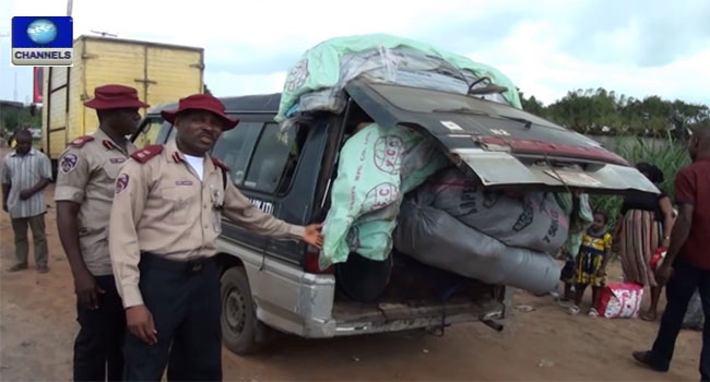 Overloading: FRSC To Clamp Down on Erring Drivers