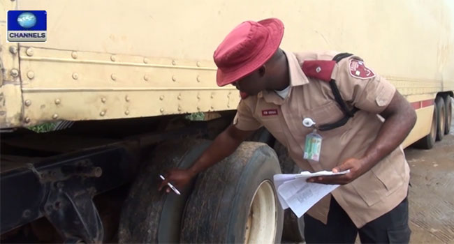 FRSC Apprehends 130 Road Offenders In Anambra