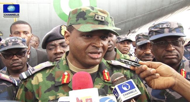 Niger Delta, Air Marshall, Militancy