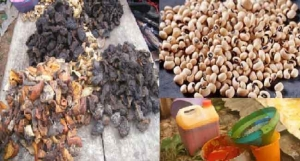 Agricultural products ban
