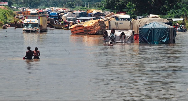 Flood Leaves Residents Homeless In Ayetoro