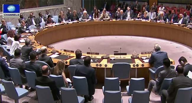 UN Security Council: Nigeria Opens Debate On Regional Security