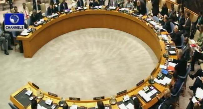 UN Security Council To Focus On Security Crisis As Nigeria Presides