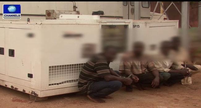 Police Arrest Rapists, Vandals In Kaduna