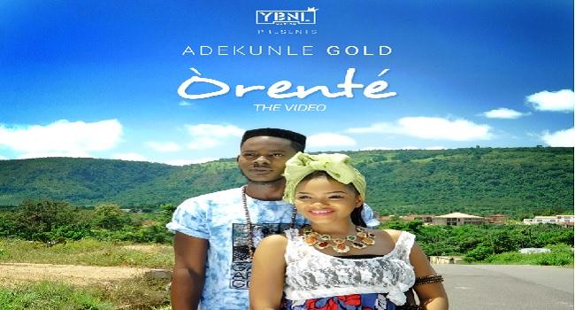 Adekunle Gold Drops 'Orente' Video