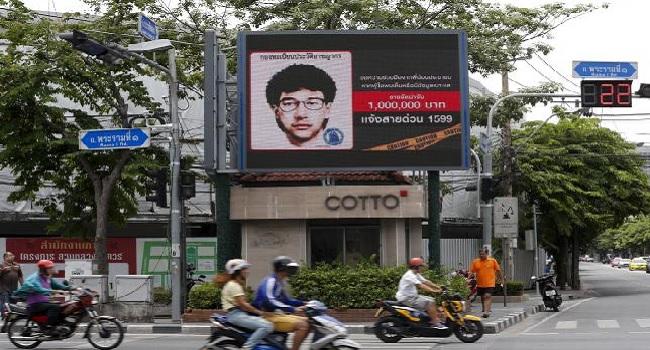 Thai Police Arrest Suspect Over Bangkok Bombing