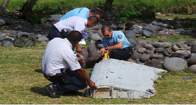 Malaysia Says Airplane Debris Is Part Of Boeing 777