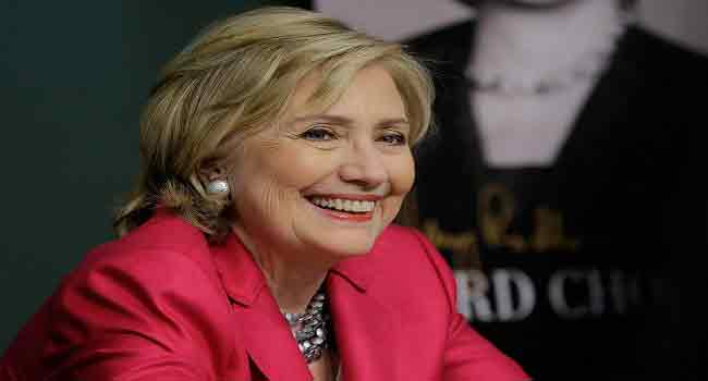 Hillary Clinton Secures Democratic Nomination For President
