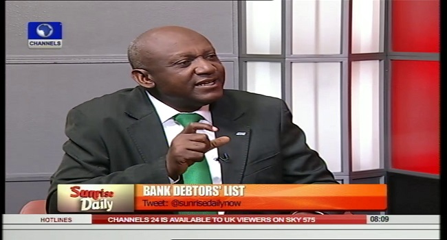 Government Needs To Establish Credit Bureau – Nweze