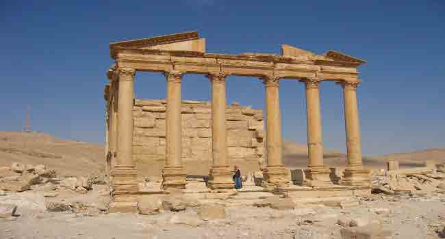 """Résultat de recherche d'images pour """"Temple de Baalshamin"""""""