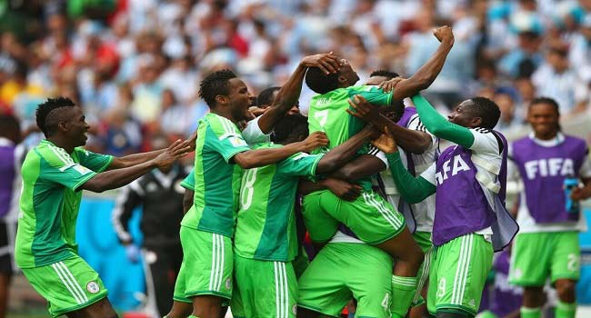 Super Eagles Beat Plateau United 3-0 In Test Match