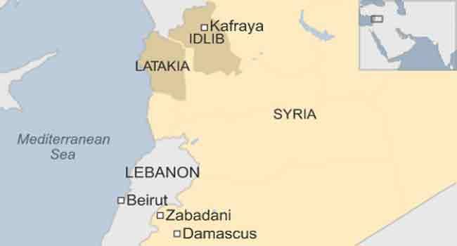 Russian Airstrikes Kill Five Children In Syria