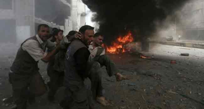 UN Horrified By Attacks On Civilians In Syria