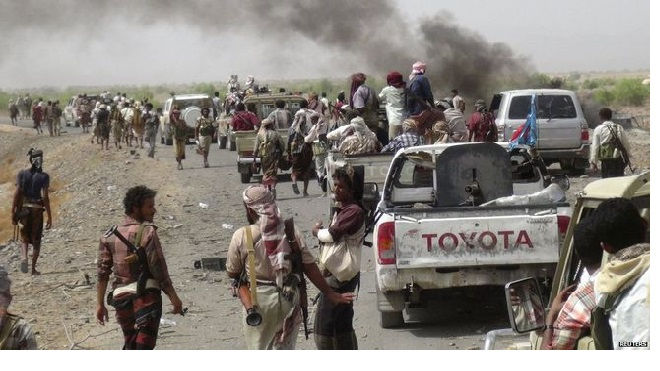 Yemen Crisis: Government Forces Retake Al-Anad Airbase
