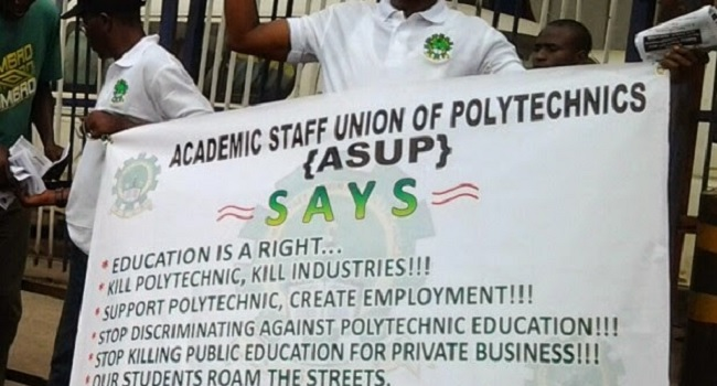 ASUP Threatens Strike Over Non-Implementation Of Agreement With FG