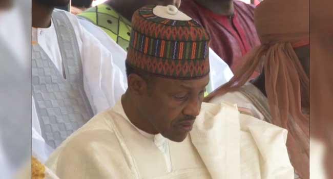 Buhari Sympathises With Late Emir of Borgu's Family