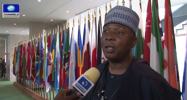 Alleged False Asset Declaration: Court Halts Saraki's Trial
