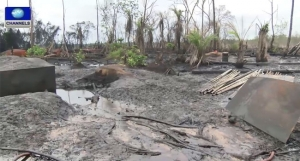 Crude-oil-spill