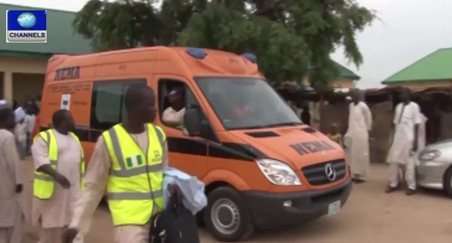 Nigerian Navy Offers Free Medical Care In Maiduguri IDP Camp