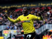 Odion Ighalo starred for Watford during his previous stint in the English premier league.