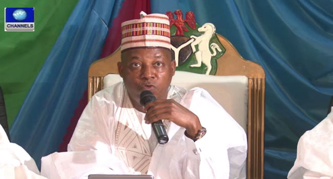 Shettima Holds Emergency Meeting With Security Heads