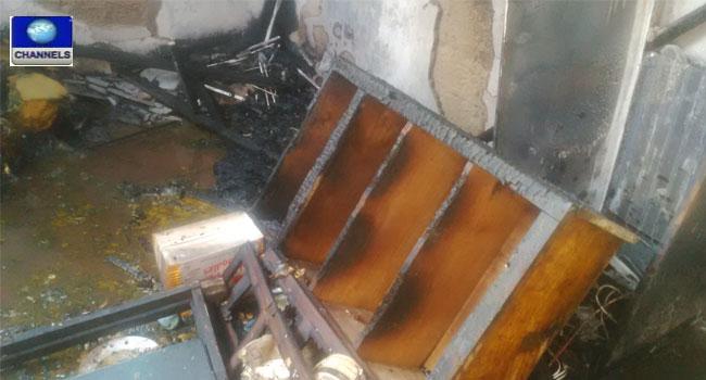 Only Survivor Of Lagos Fire Dies In Hospital