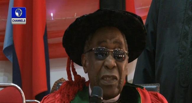 Maitama Sule Tasks Buhari On Leadership